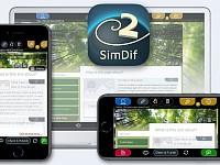 SimDif สร้างเว็บไซต์บน iOS